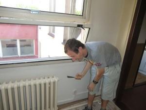 ZPP Radosť tmelovanie pod oknami 1